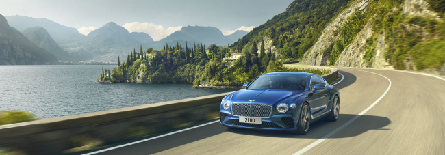 Bentley Continental 2