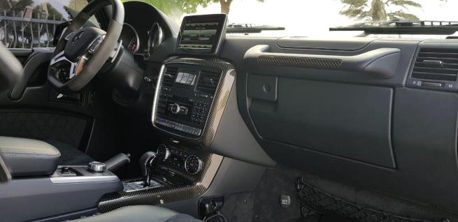 Mercedes G500 4x4 5
