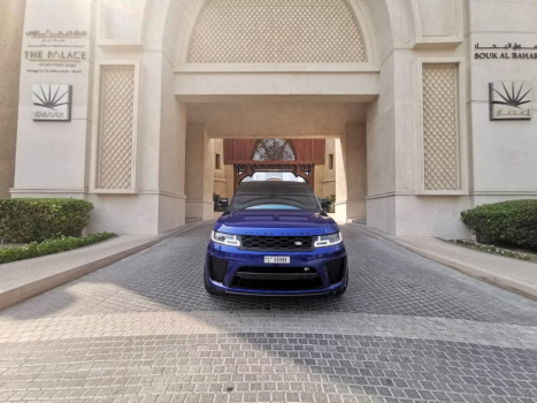 Range Rover SVR 2020 2
