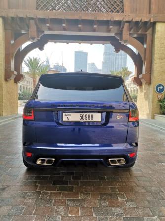 Range Rover SVR 2020 3