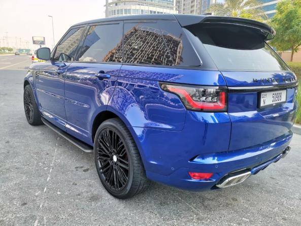 Range Rover SVR 2020 1