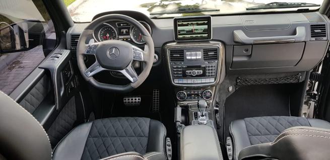 Mercedes G500 4x4 6