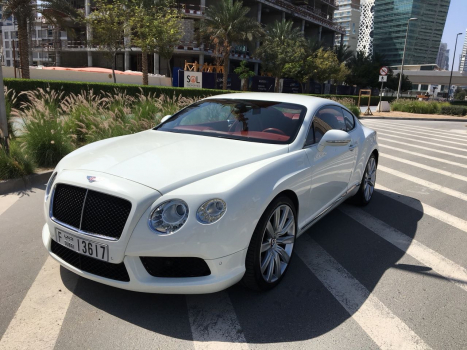 Bentley GT Coupe 5