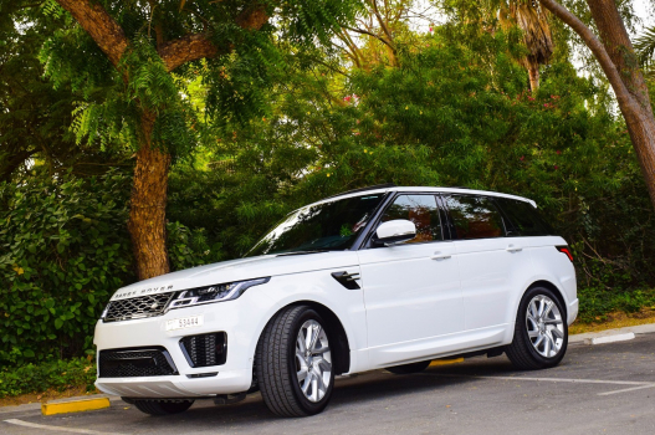 Range Rover Sport 2018 1