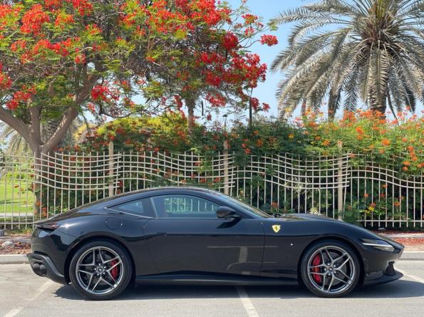 Ferrari Roma 2021 4