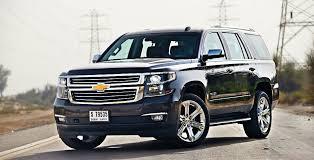 Chevrolet Tahoe - 2017 1