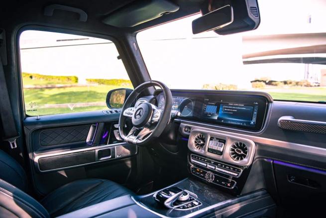 Mercedes G63 Urban 700 HP 15