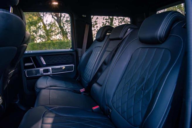 Mercedes G63 Urban 700 HP 10