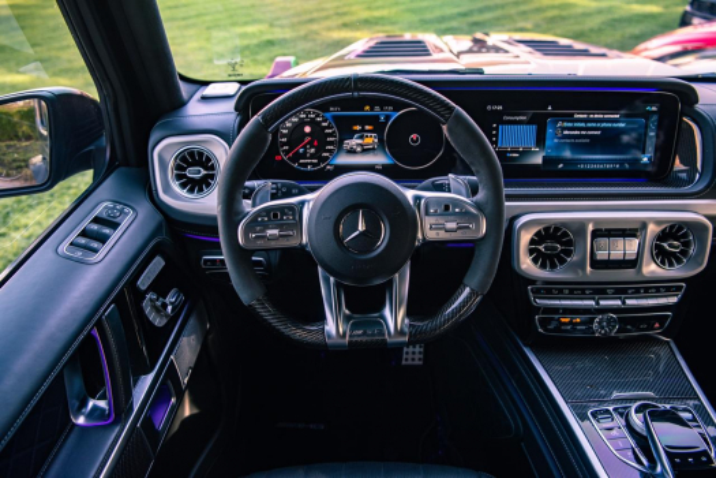 Mercedes G63 Urban 700 HP 4