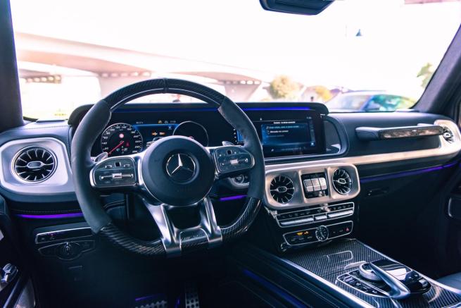 Mercedes G63 Urban 700 HP 11
