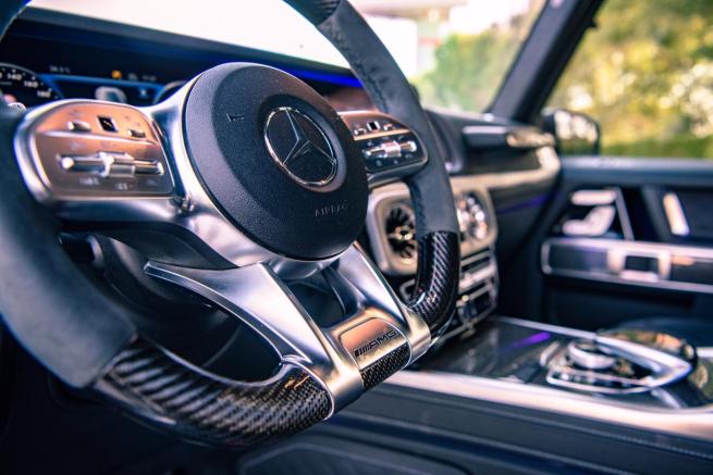 Mercedes G63 Urban 700 HP 13