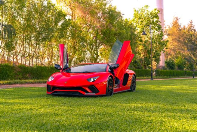 Lamborghini Aventador S 9