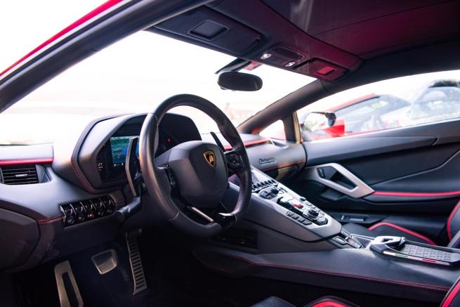 Lamborghini Aventador S 5
