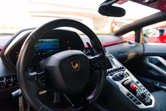 Lamborghini Aventador S 12