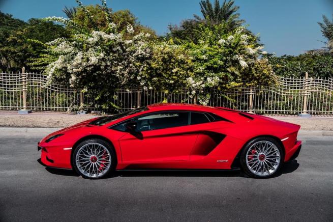 Lamborghini Aventador S 10