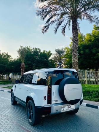 Range Rover Defender 2020 5
