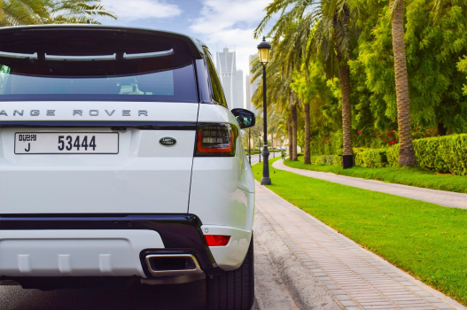 Range Rover Sport 2018 4