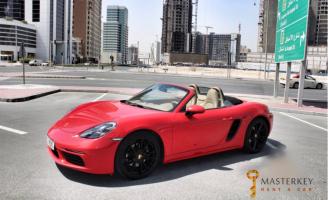 Porsche Boxster GTS – 2017