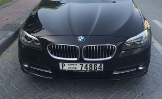 BMW 5 Series - 2017