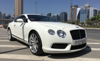 Bentley GT Coupe
