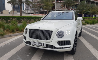 Bentley Bentayga - 2018