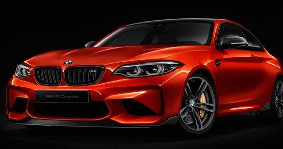 BMW M2 Competition production begins July